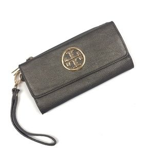Tory Burch Wallet Gray